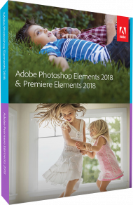 Adobe Photoshop & Premiere Elements 2018 für Win & Mac, Best.Nr. AD-281601, € 119,95