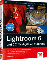 Lightroom 6 und CC für digitale Fotografie, Best.Nr. VF-0186, € 39,90