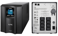 APC Smart UPS C - USV 1500VA (SMC1500I), ISBN: , Best.Nr. APC-147, erschienen , € 519,00