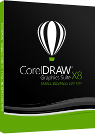 CorelDRAW Graphics Suite X8 Small Business Edition, Best.Nr. CO-319, € 739,00