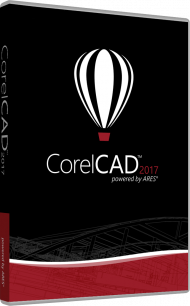 CorelCAD 2017 für Windows und Mac - Education Edition, Best.Nr. CO-322, € 49,95
