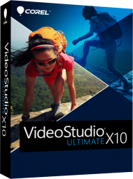 Corel VideoStudio Ultimate X10, Best.Nr. CO-328, € 67,95