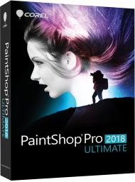 Corel PaintShop Pro 2018 Ultimate, Best.Nr. CO-340, € 75,99