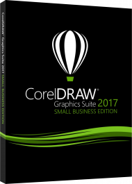 CorelDRAW Graphics Suite 2017 Small Business Edition, Best.Nr. CO-344, € 739,00