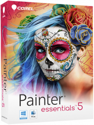 Corel Painter Essentials 5 (Download), Best.Nr. COO338, € 14,95