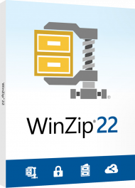 WinZip 22 Standard (Download), Best.Nr. COO349, € 39,95