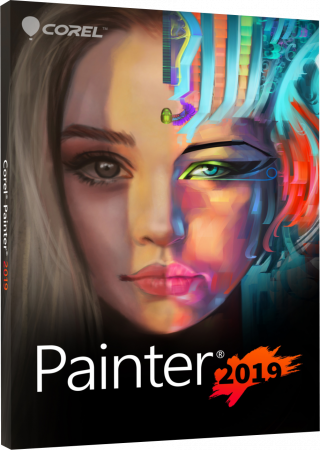 Corel Painter 2019 Single User Education Windows + Mac License - Version für Schüler, Studenten und Lehrkräfte /   ,