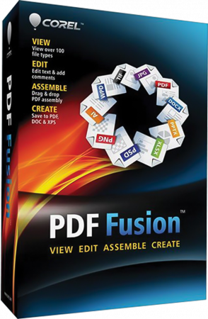 Corel PDF Fusion 1 (Download) -  /   ,
