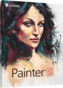 Corel Painter 2018 - Ein komplettes digitales Kunstatelier für Windows und Mac /   ,