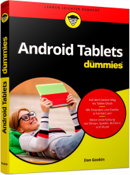 Android Tablets für Dummies, ISBN: 978-3-527-71397-4, Best.Nr. WL-71397, erschienen 06/2017, € 19,99