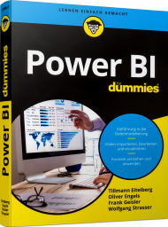 Power BI für Dummies, ISBN: 978-3-527-71606-7, Best.Nr. WL-71606, erschienen 12/2019, € 29,99