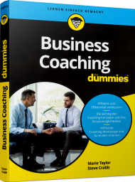 Business Coaching für Dummies, ISBN: 978-3-527-71645-6, Best.Nr. WL-71645, erschienen 02/2020, € 26,99