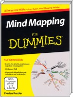 Mind Mapping für Dummies, ISBN: 978-3-527-70655-6, Best.Nr. WL-70655, erschienen 02/2011, € 19,95