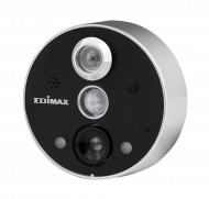 Edimax Smart Wireless Türspion-Netzwerkkamera (IC-6220DC), Best.Nr. EDI-2014, € 129,00