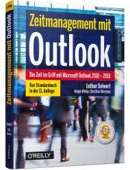 or-030, Zeitmanagement mit Outlook von Microsoft-Press, 258 S., € 19,90 (ET 11/2016) 978-3-96009-030-4