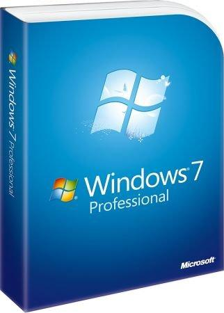 Windows 7 Professional 32/64 Bit Upgrade - Upgrade von Vista/XP/2000 - inkl. Microsoft-Support /   ,