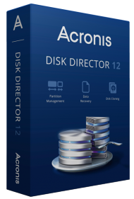 Acronis Disk Director 12 Family Pack (Box), Best.Nr. AC-190, erschienen 06/2014, € 45,95