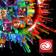 Adobe Creative Cloud für Teams - Abo 1 Jahr, Best.Nr. AD-206809, € 998,87