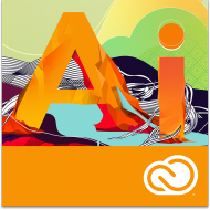 Adobe Illustrator CC (Jahresabo), Best.Nr. AD-226006, € 285,46