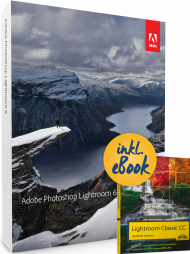 Adobe Photoshop Lightroom 6 f�r WIN & MAC inkl. Buch, Best.Nr. AD-237586, € 129,95
