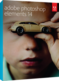 Adobe Photoshop Elements 14 f�r Win/Mac, Best.Nr. AD-263873, € 79,95