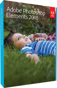 Adobe Photoshop Elements 2018 für Windows und Mac, Best.Nr. AD-281957, € 79,95