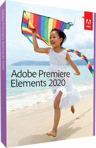 Upgrade Adobe Premiere Elements 2020 für Windows und Mac, EAN: 5051254650706, Best.Nr. AD-299021, erschienen 10/2019, € 69,95