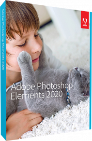 Adobe Photoshop Elements 2020 für Windows und Mac, EAN: 5051254651123, Best.Nr. AD-299346, erschienen 10/2019, € 81,95