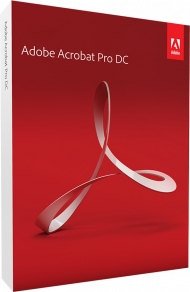 Adobe Acrobat Pro DC Windows/Mac Jahreslizenz (Download), Best.Nr. ADO289613, erschienen 11/2018, € 197,90