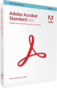 Adobe Acrobat Standard 2020 für Windows (Download), Best.Nr. ADO310995, erschienen 06/2020, € 389,00