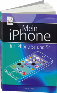 Mein iPhone, ISBN: 978-3-95431-013-5, Best.Nr. AM-013, erschienen 11/2013, € 9,95