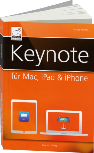 Keynote f�r Mac, iPad und iPhone, Best.Nr. AM-017, € 9,95