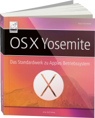 OS X Yosemite, ISBN: 978-3-95431-023-4, Best.Nr. AM-023, erschienen 12/2014, € 9,95