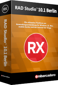 RAD Studio 10.1 Berlin Professional Edition, Best.Nr. CGO830, € 3.211,81