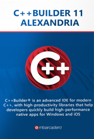 C++Builder 10.4 Architect inkl. 1 Jahr Subscription, Best.Nr. CGO905, erschienen 11/2018, € 7.186,41