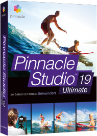 Pinnacle Studio 19 Ultimate, Best.Nr. CO-293, € 99,95
