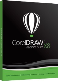 CorelDRAW Graphics Suite X8 Education - Student & Teacher Version, Best.Nr. CO-305, € 93,95