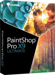 Corel PaintShop Pro X9 Ultimate, Best.Nr. CO-311, € 74,95