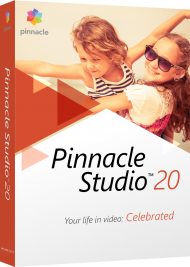 Pinnacle Studio 20 Standard, Best.Nr. CO-312, € 49,95