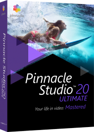 Pinnacle Studio 20 Ultimate, Best.Nr. CO-314, € 99,95