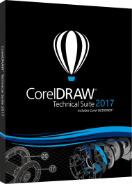 CorelDRAW Technical Suite 2017 - Education Edition, Best.Nr. CO-334, € 109,95
