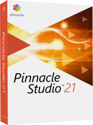 Pinnacle Studio 21 Standard, Best.Nr. CO-341, € 49,95