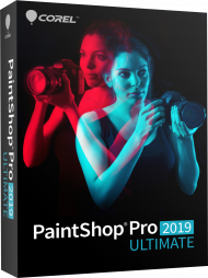 Corel PaintShop Pro 2019 Ultimate, EAN: 0735163153415, Best.Nr. CO-375, erschienen , € 75,80