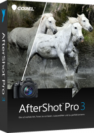 Corel AfterShot Pro 3, Best.Nr. COO306, erschienen 05/2016, € 68,70