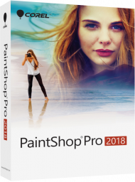 Corel PaintShop Pro 2018 (Download), Best.Nr. COO348, € 39,95