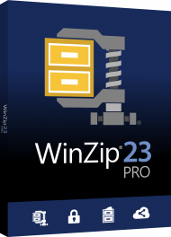 WinZip 23 Pro (Download), Best.Nr. COO383, erschienen 11/2018, € 57,60