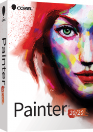 Corel Painter 2020 (Download), Best.Nr. COO405, erschienen 07/2019, € 299,95