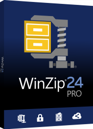 WinZip 24 Pro (Download), Best.Nr. COO416, erschienen 09/2019, € 57,95