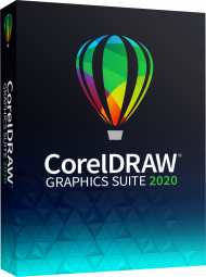 CorelDRAW Graphics Suite 2020 Edu CTL Mac, Best.Nr. COO423, erschienen 03/2020, € 144,95
