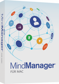 MindManager 13 für Mac - Upgrade (Download), Best.Nr. COO425, erschienen 06/2020, € 219,00